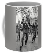 Steppin' Out Monochrome Coffee Mug