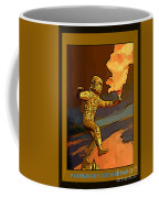 Stepping Into The Unknown Coffee Mug