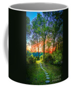 Stepping Stones To The Light Coffee Mug