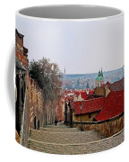 Steps Of Prague Coffee Mug