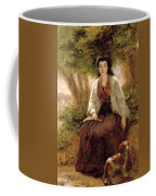 Sternes Maria, From A Sentimental Coffee Mug by William Powell Frith