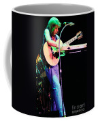 Steve Howe Of Yes 1980 Drama Tour Coffee Mug