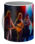 Steve Miller Band Fractal-1 Coffee Mug