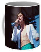 Steve Perry Of Journey At Day On The Green Coffee Mug