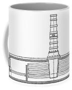 Stevens: Sectional Boiler Coffee Mug