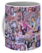 Stevie Nicks Art Collage Coffee Mug