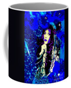 Stevie Nicks In Blue Coffee Mug
