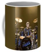 Stewart Copeland Of The Police Coffee Mug