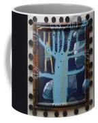 Sticker Tree - Framed Coffee Mug