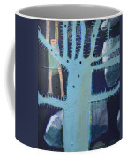 Sticker Tree Coffee Mug