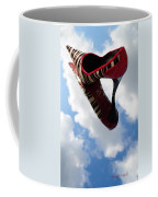 Stilettos Gone Zebra Coffee Mug