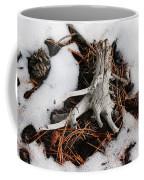Still In Snow Coffee Mug