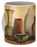Still Life-d Coffee Mug by Jean Plout