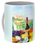 Still Life From Tivoli Coffee Mug