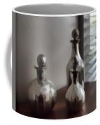 Still Life In Silver 2 Coffee Mug
