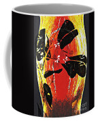 Still Life Outside The Vase Coffee Mug