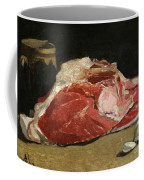 Still Life The Joint Of Meat Coffee Mug