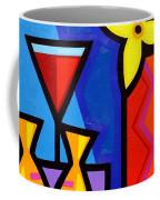Still Life With 3 Fish  Coffee Mug