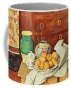 Still Life With A Chest Of Drawers Coffee Mug
