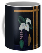 Still Life With Calla Lilies Coffee Mug