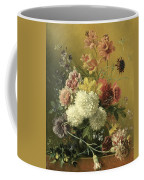 Still Life With Flowers Coffee Mug