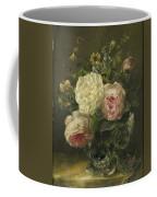 Still Life With Flowers Coffee Mug