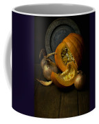 Still Life With Pumpkin Coffee Mug