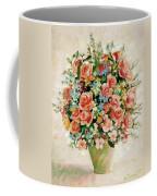 Still Life With Roses Coffee Mug