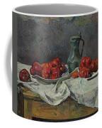 Still Life With Tomatoes Coffee Mug