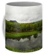 Still Water Reflecting Coffee Mug