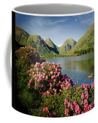 Stillness Of The Mountain Coffee Mug