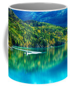 Stillness On The Kenai Coffee Mug
