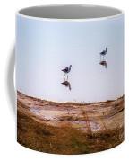 Stilt Birds Coffee Mug