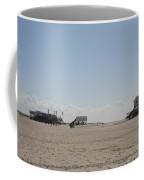 Stilt Houses - North Sea - Germany Coffee Mug