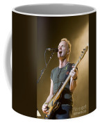 Sting Of The Police Coffee Mug