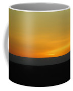 Stiped Sunset Coffee Mug