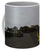 Stirling Castle And The Parking Area For The Castle Coffee Mug