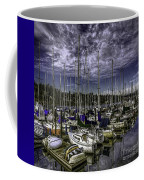 Stirring The Sky Coffee Mug