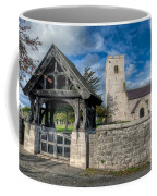 St.marcellas Entrance Coffee Mug by Adrian Evans