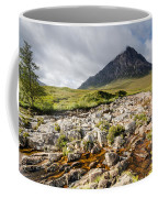 Stob Dearg Mountain Coffee Mug