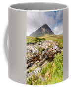 Stob Dearg Peak Coffee Mug