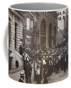 Stock Brokers, C1902 Coffee Mug