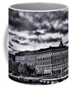 Stockholm Bw V Coffee Mug
