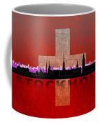 Stockholm City Coffee Mug