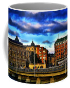 Stockholm In Color Coffee Mug