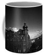Stockholm In Dark Black And White Coffee Mug