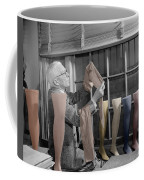 Stocking Inspector Coffee Mug
