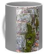 Stone And Moss Coffee Mug