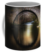 Stone Arch Bridge - Brick Texture Coffee Mug