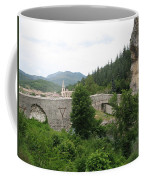 Stone Arch Bridge Over River Verdon Coffee Mug